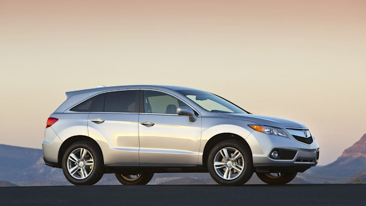 Rdx 2013 vs 2014 2014 Acura Rdx Adds New