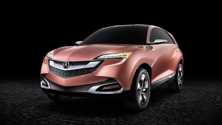 Worksheet. Acura Concept SUVX is where brand should be going wvideo