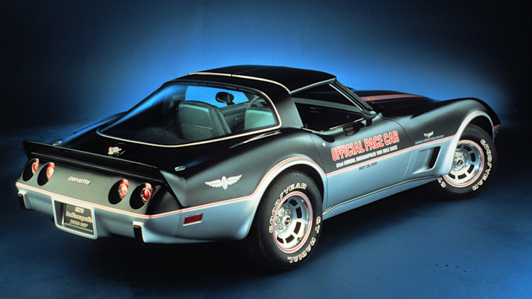 1978 Chevy Corvette Indy 500 Pace Car