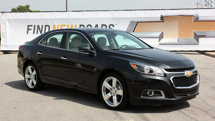 2014 chevy malibu rated at 25 36 mpg priced from 22 140 autoblog. Black Bedroom Furniture Sets. Home Design Ideas