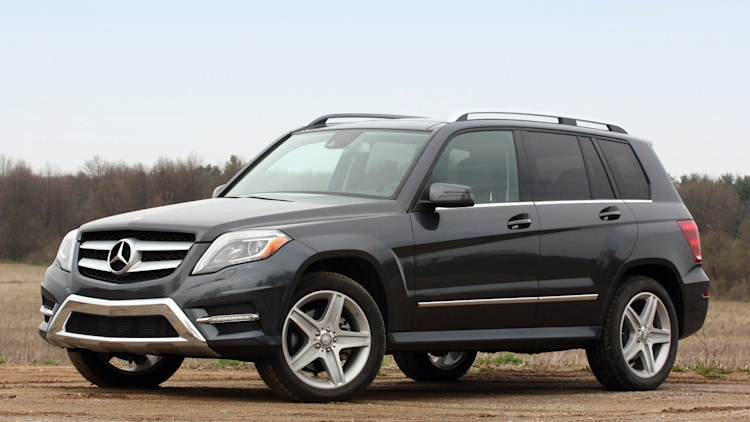 2013 mercedes benz glk250 bluetec 4matic   autoblog