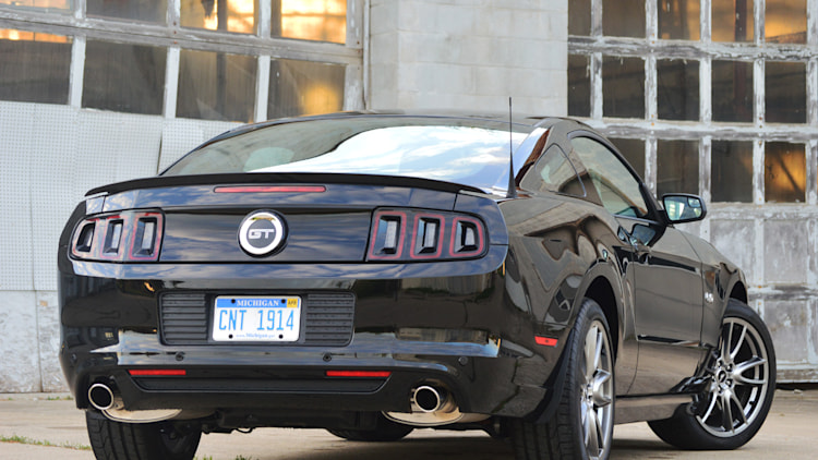 2014 ford mustang gt quick spin photo gallery autoblog - 2014 Ford Mustang Gt Black