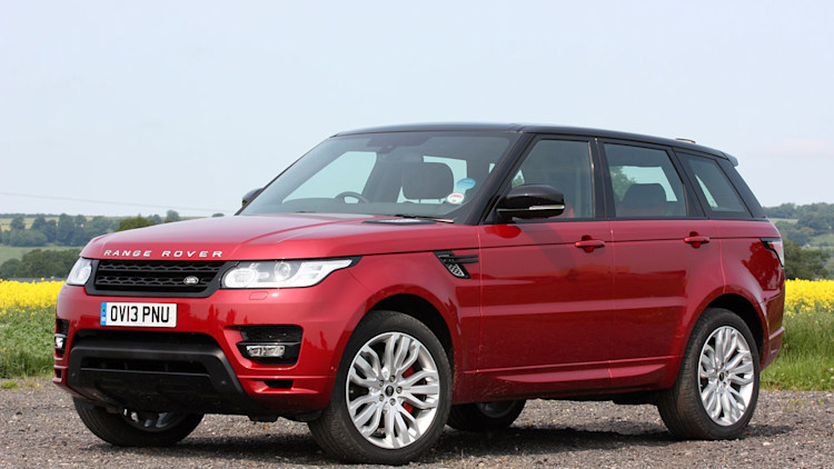 range rover sport beats jeep models nabs four wheeler of the year award autoblog. Black Bedroom Furniture Sets. Home Design Ideas