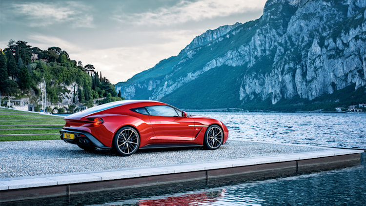 Aston Martin WILL build ?500k stunning Vanquish Zagato and all 99 ...