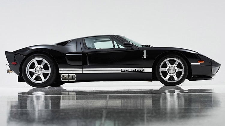 Ford GT prototype going up for auction, but there's a catch - Autoblog