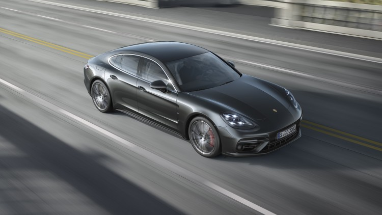 Building a Porsche Panamera we actually want to own