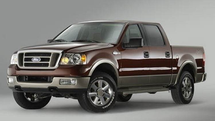 2006 Ford F-150 Front Exterior