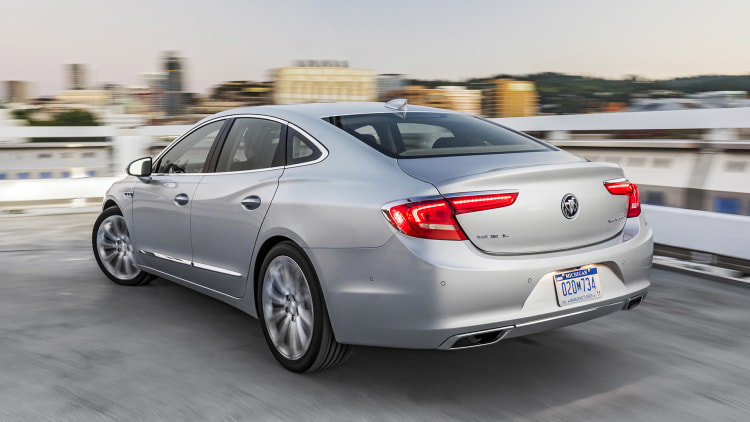 2017 buick lacrosse first drive autoblog. Cars Review. Best American Auto & Cars Review