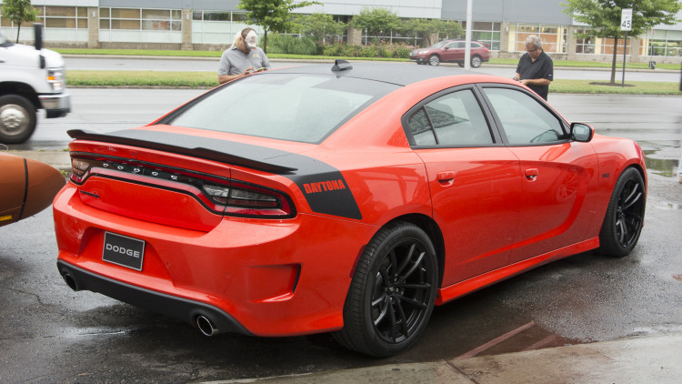 2017 Dodge Charger Daytona Vinsetta Garage Photo Gallery
