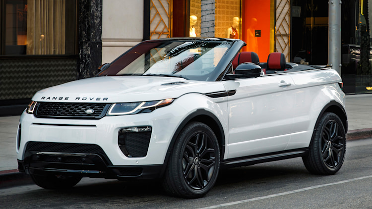 2017 land rover range rover evoque convertible photo gallery autoblog. Black Bedroom Furniture Sets. Home Design Ideas