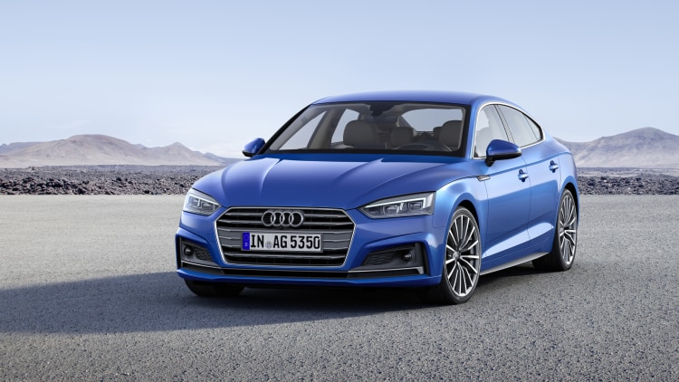 2018 Audi A5 and S5 Sportback Photo Gallery - Autoblog