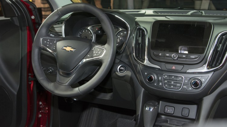 2018 Chevy Equinox gains turbo power and an optional diesel - Autoblog