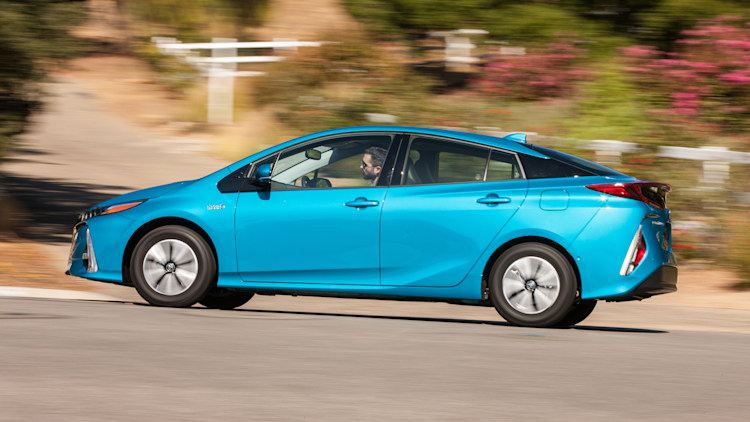 Seriously better  2017 Toyota Prius Prime First Drive  Autoblog