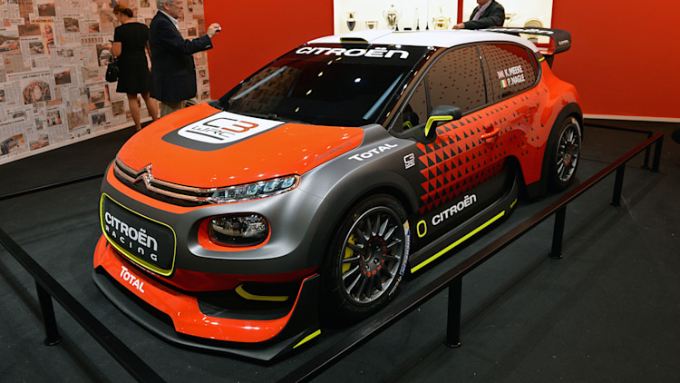 Citroen C3 Wrc Concept Shows Why We Love Rally Cars Autoblog
