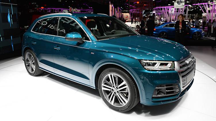 New Audi Q5 refines original model's winning formula - Autoblog