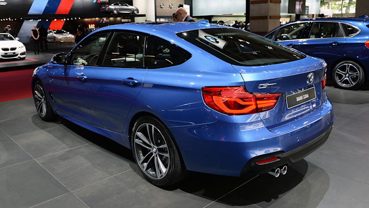 2017 Bmw 3 Series Gt Paris 2016 Photo Gallery Autoblog
