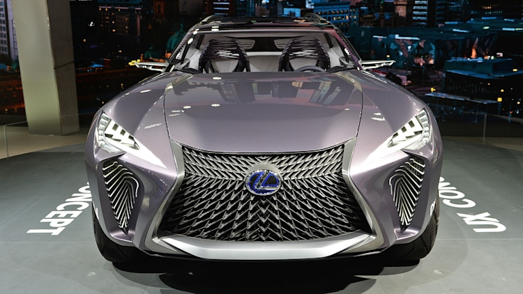 lexus ux concept paris 2016 photo gallery autoblog. Black Bedroom Furniture Sets. Home Design Ideas