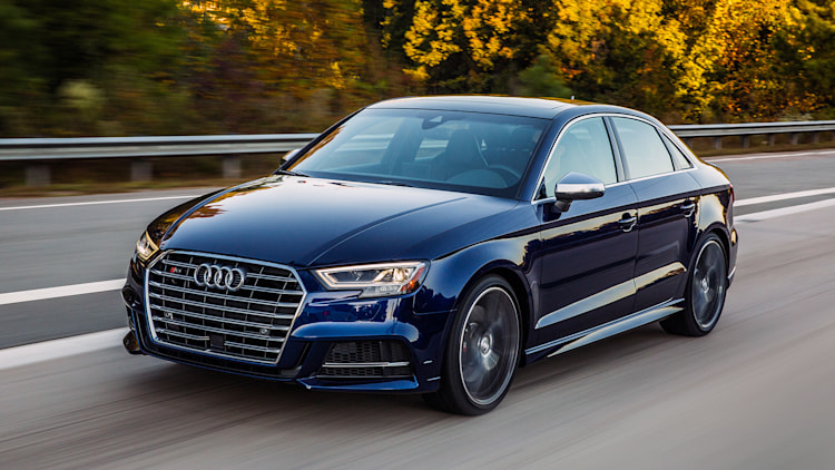 The hot hatch without a hatch | 2017 Audi S3 First Drive - Autoblog