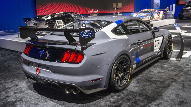Certified Pre Owned Ford >> 2017 Ford Mustang GT4: SEMA 2016 Photo Gallery - Autoblog