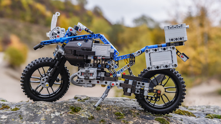 lego creates the 603 piece bmw r 1200 gs adventure motorcycle autoblog. Cars Review. Best American Auto & Cars Review