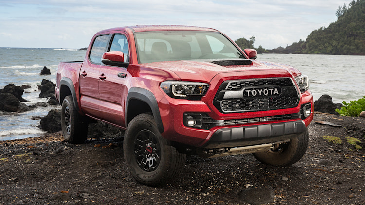 taco supreme 2017 toyota tacoma trd pro first drive. Black Bedroom Furniture Sets. Home Design Ideas
