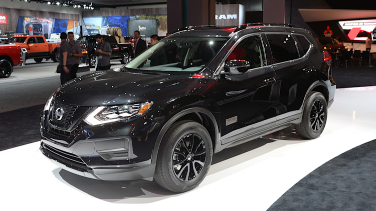 2017 nissan rogue rogue one star wars limited edition photo gallery autoblog. Black Bedroom Furniture Sets. Home Design Ideas