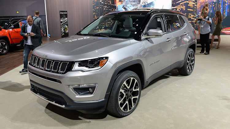 2017 Jeep Compass Is Finally A Compact Crossover Worthy Of