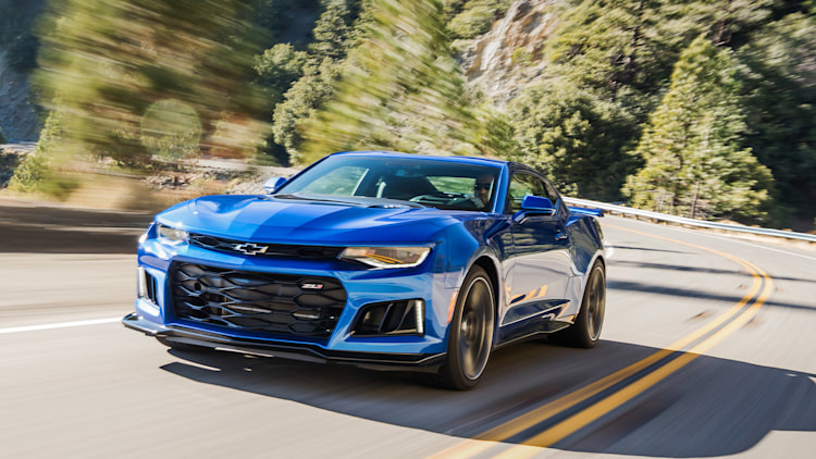 ... not entertained?   2017 Chevrolet Camaro ZL1 First Drive - Autoblog