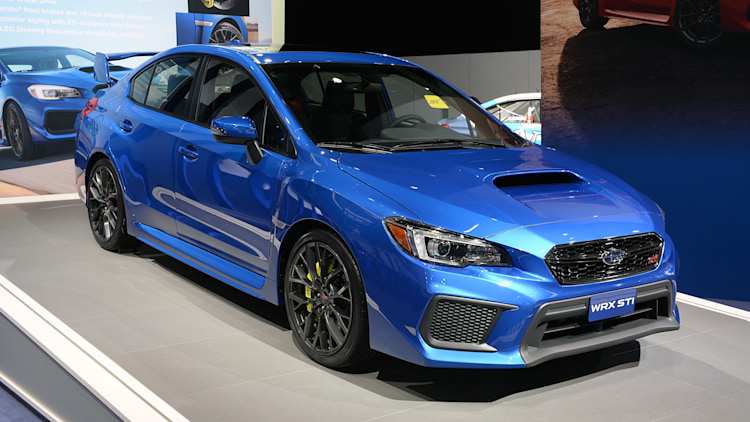 Subaru WRX priced from $27855, WRX STI from $36995