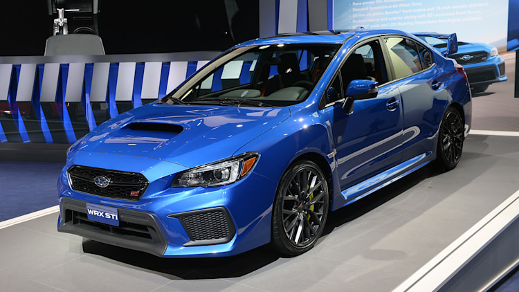 2018 subaru impreza wrx sti detroit 2017 photo gallery. Black Bedroom Furniture Sets. Home Design Ideas