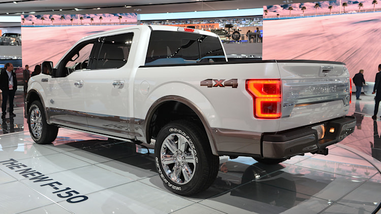 The 2018 Ford F-150 gets updated looks and engines, plus that diesel ...