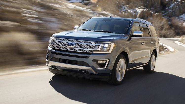 2018 ford expedition and expedition max photo gallery   autoblog