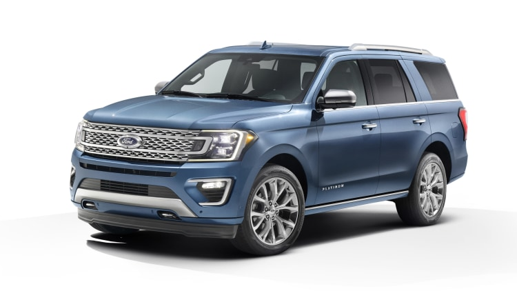 2018 Ford Expedition And Expedition Max Photo Gallery