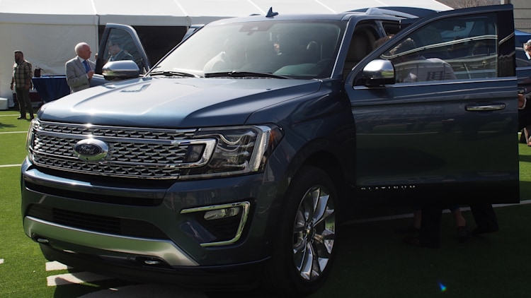 2018 ford expedition and expedition max live in texas photo gallery autoblog. Black Bedroom Furniture Sets. Home Design Ideas