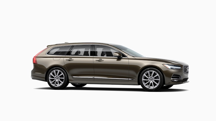 Volvo V90 in Twilight Bronze Metallic