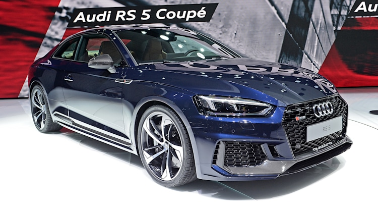 Audi Rs5 Gets Big Turbocharged Power And An Angry New Look