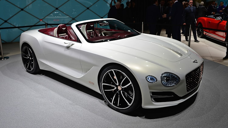 Bentley Exp 12 Speed 6e Concept Geneva 2017 Photo Gallery