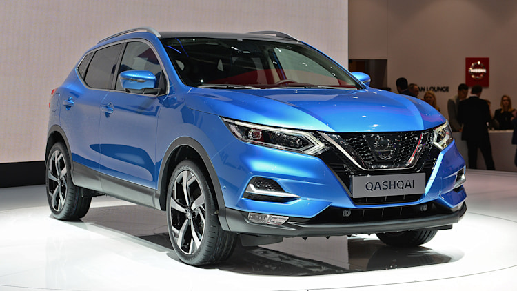 2017 nissan qashqai geneva 2017 photo gallery autoblog. Black Bedroom Furniture Sets. Home Design Ideas