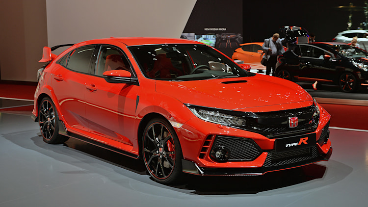 2018 Honda Civic Type R: Geneva 2017 Photo Gallery - Autoblog