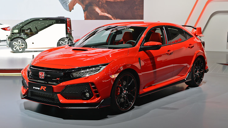 2018 Honda Civic Type R Geneva 2017 Photo Gallery Autoblog