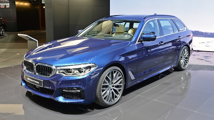 2017 Bmw 5 Series Touring Geneva 2017 Photo Gallery