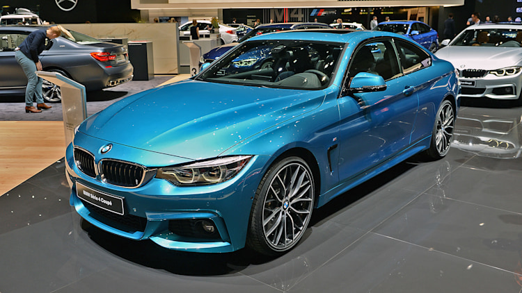 2018 Bmw 4 Series Geneva 2017 Photo Gallery Autoblog