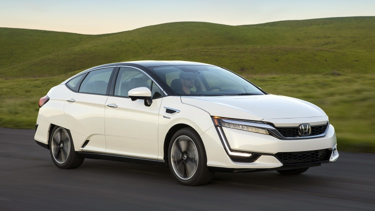 Amazing 2017 Honda Clarity Fuel Cell First Drive Photo Gallery