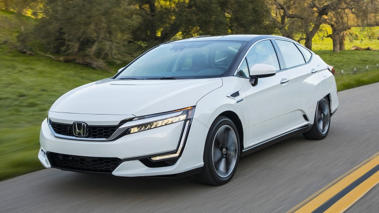 Cool 2017 Honda Clarity Fuel Cell First Drive Photo Gallery