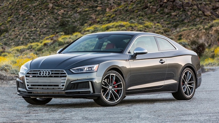 2018 Audi S5 Coupe Second Drive Photo Gallery Autoblog