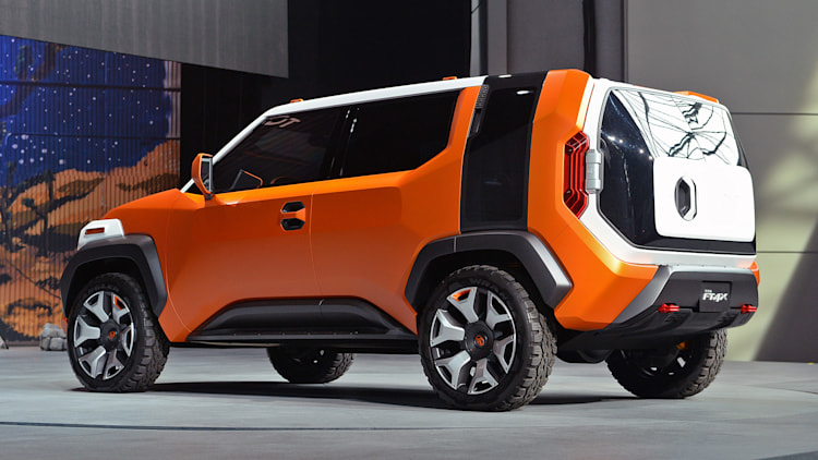 Honda Element Concept >> Toyota's FT-4X concept learned the wrong lessons from the ...