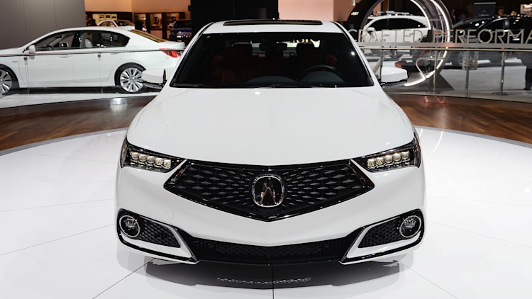 2018 acura tsx. simple tsx 2018 acura tlx gets sporty aspec trim with midcycle refresh throughout acura tsx