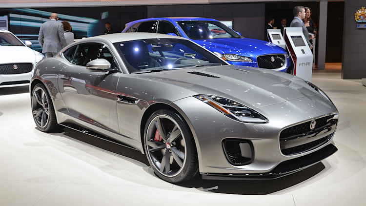 jaguar refreshes the 2018 f type lineup and adds a high. Black Bedroom Furniture Sets. Home Design Ideas
