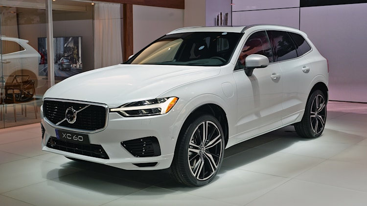 The 2018 Volvo Xc60 Is All Set To Make Its Us Debut In New