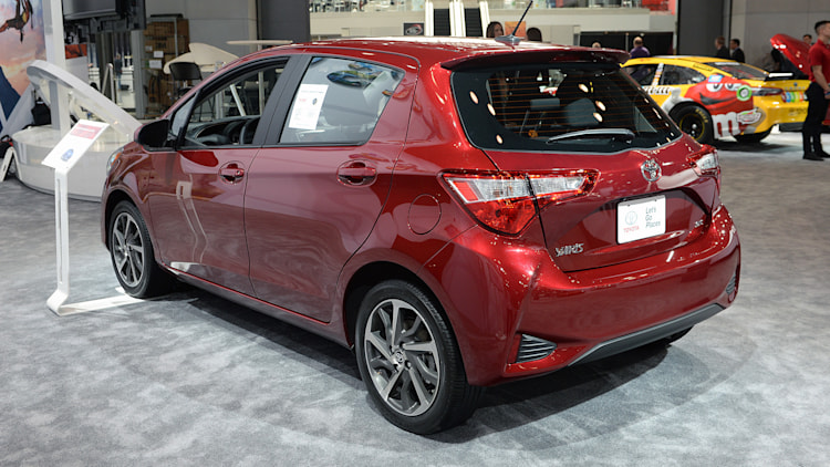 2018 toyota yaris new york 2017 photo gallery   autoblog